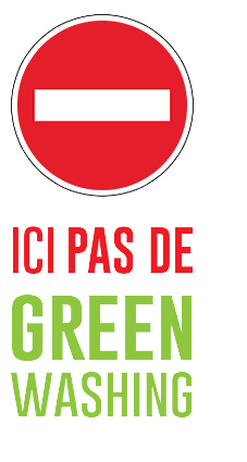 pas de green washing