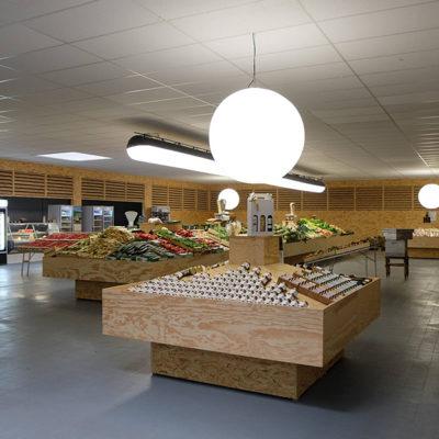 Le magasin des Q Terreux