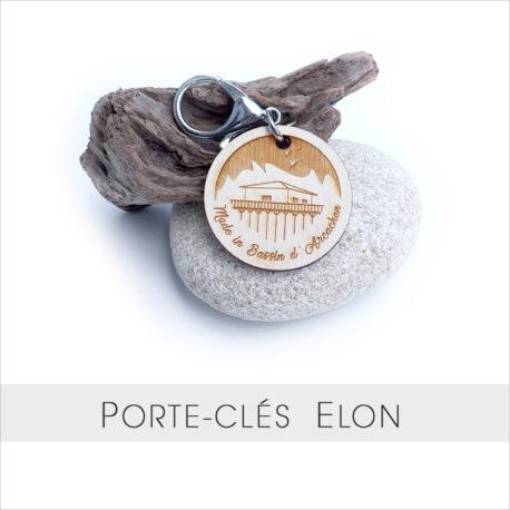porte clés accessoire made in bassin d'arcachon